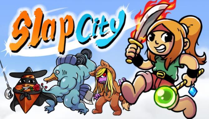 Slap City Ücretsiz İndirme