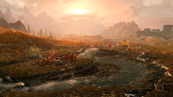 The Elder Scrolls V: Skyrim Special Edition PC Crack