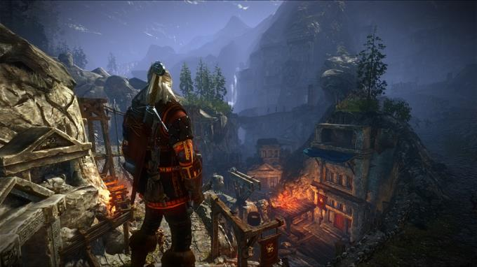 The Witcher 2: Assassins of Kings Enhanced Edition Torrent Download