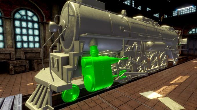 Train Mechanic Simulator 2017 PC Crack