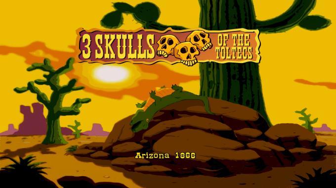 Fenimore Fillmore: 3 Skulls of the Toltecs Torrent Download