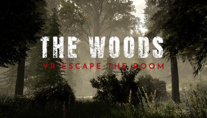 Woods: VR Odadan Kaçış Ücretsiz İndir