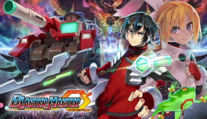 Blaster Master Zero Ücretsiz İndir
