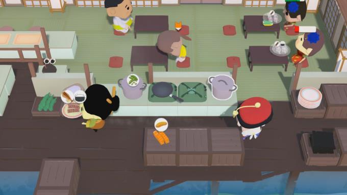 Diner Bros - Sushi Bros Sel İndir