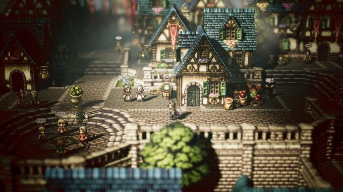 OCTOPATH TRAVELER Torrent İndir