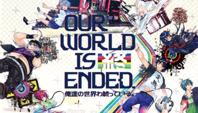 Dünyamız Sona Erdi. Ücretsiz İndir