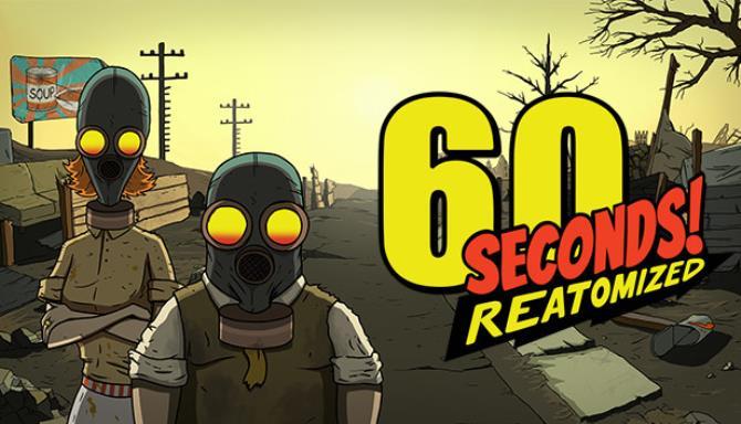 60 Saniye! Reatomized Free Download