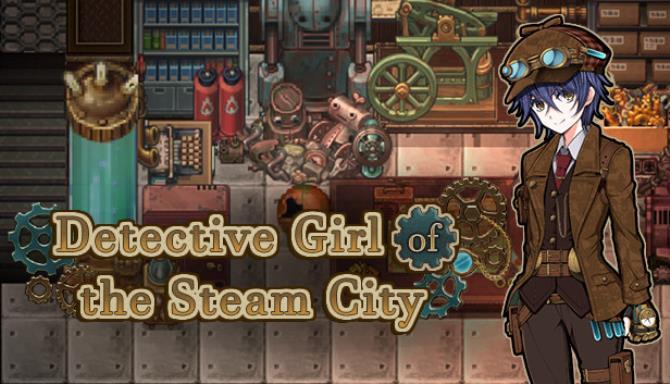 Steam City Ücretsiz Dedektif Kız