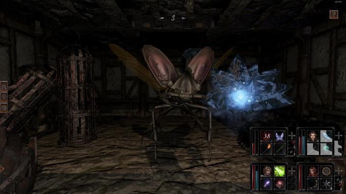 Dragon Knight PC Çatışmasının Zindanı