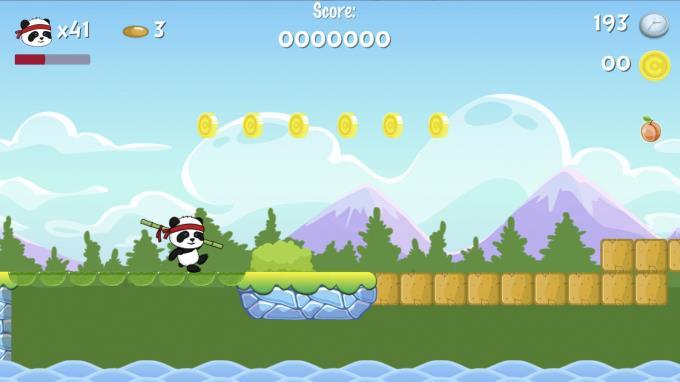 Panda Kahraman Torrent İndir
