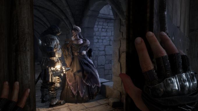 ROGAN: Castle PC Crack'teki Hırsız