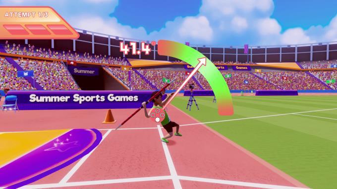 Yaz Spor Oyunları PC Crack
