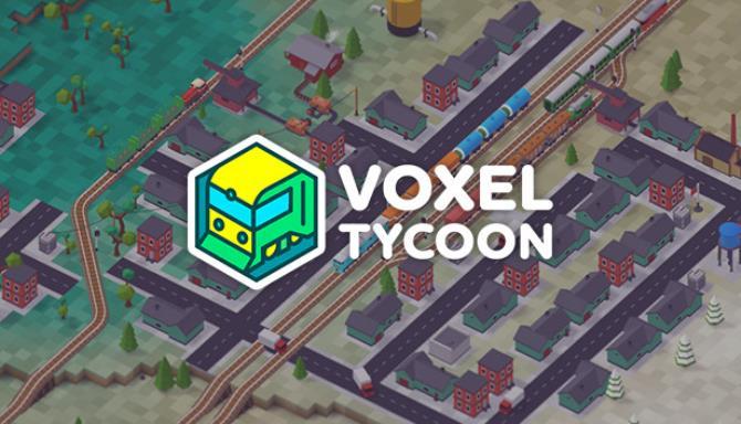 Voxel Tycoon Ücretsiz İndir