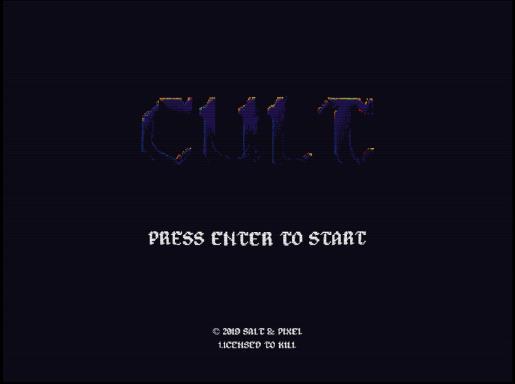 CULT PC Crack