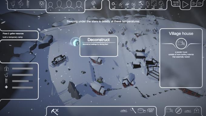 Climatic Survival: Northern Storm PC Crack