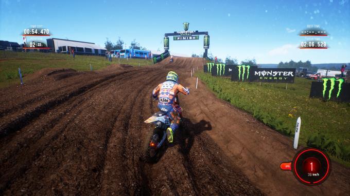 MXGP 2019 - Resmi Motocross Video Oyunu PC Crack