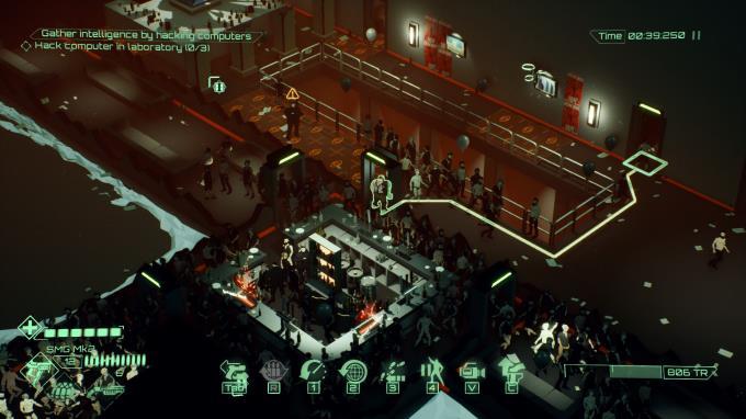 All Walls Must Fall - A Tech-Noir Tactics Game PC Crack