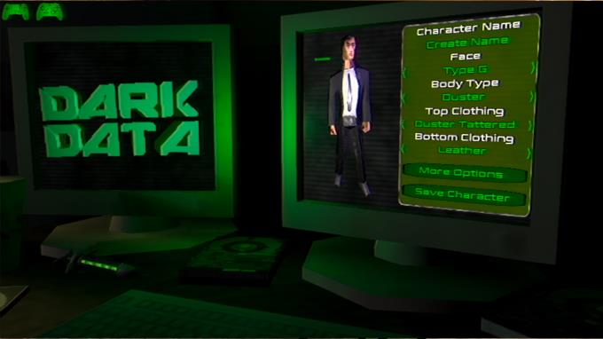 Karanlık Veri PC Crack