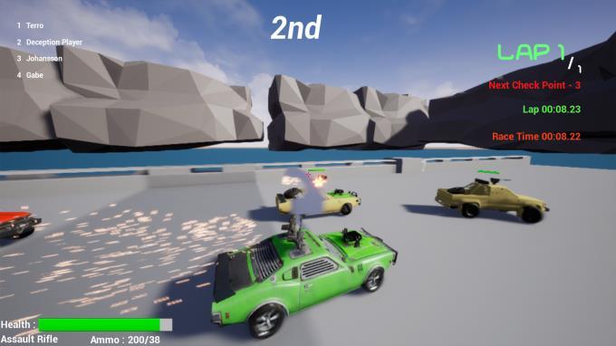 Derin Yarış: Battle PC Crack