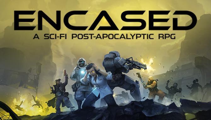Encased: Kıyamet Sonrası Bir Bilim Kurgu RPG Ücretsiz İndir