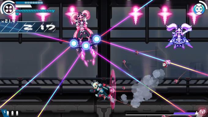 Gunvolt Chronicles: Luminous Avenger iX Torrent Download