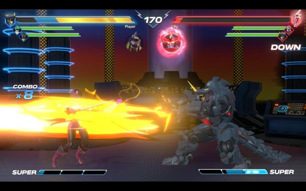 Power Rangers: Izgara PC Çatlakları için Savaş