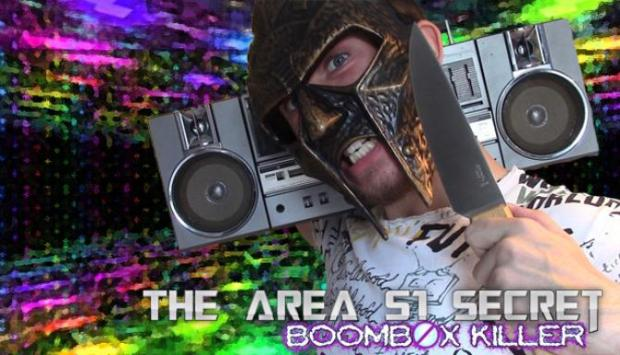 The Area 51 Secret: Boombox Killer Free Download