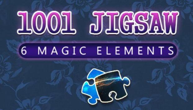 1001 Jigsaw. 6 Magic Elements Free Download