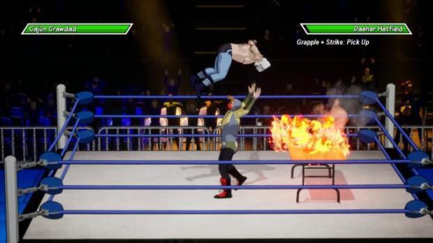 CHIKARA: Action Arcade Wrestling PC Crack