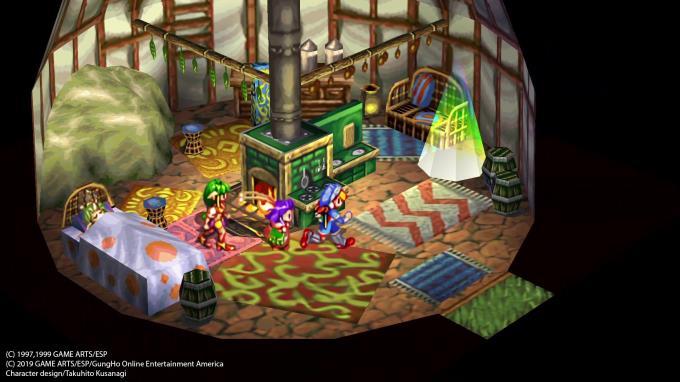 GRANDIA HD Remaster PC Çatlak