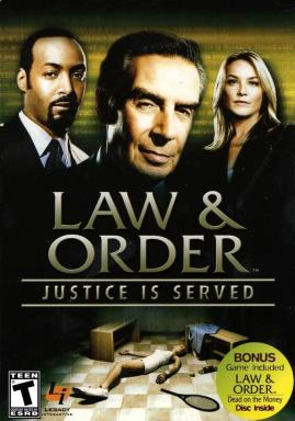 Law & Order: Justice Is Served Free Download