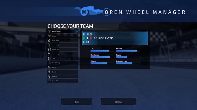 Open Wheel Manager Torrent Download
