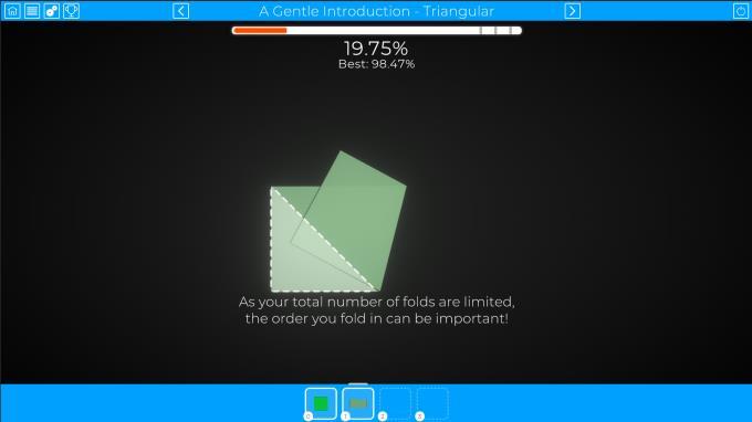 Kağıt - Bir PC Çatlak Katlama Oyunu