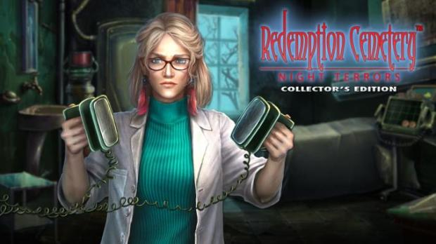 Redemption Cemetery: Night Terrors Collector's Edition Free Download