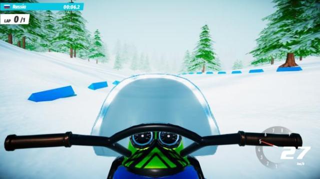 Ski Drive: Biathlon Torrent Download