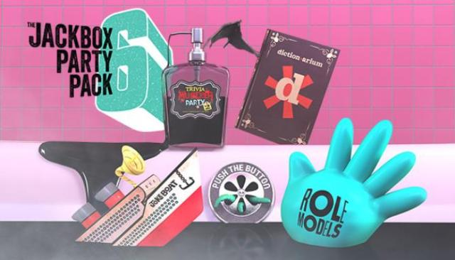 The Jackbox Party Pack 6 Free Download