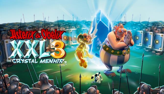 Asterix & Obelix XXL 3  - The Crystal Menhir Free Download