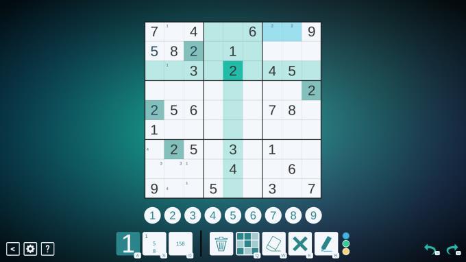 Klasik Sudoku Torrent İndir