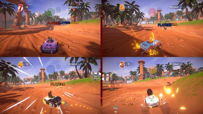 Garfield Kart - Öfkeli Yarış PC Crack