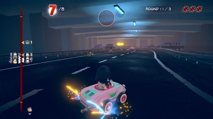 Garfield Kart - Furious Racing Torrent Download