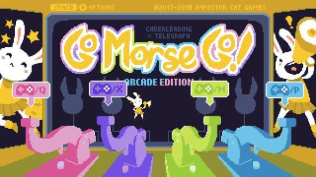 Go Morse Go! Arcade Edition PC Crack