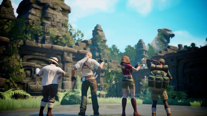 JUMANJI: Video Oyunu Torrent İndir