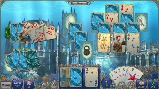 Jewel Match Atlantis Solitaire - Collector's Edition PC Crack