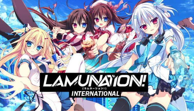 LAMUNATION! -Uluslararası- Ücretsiz İndir