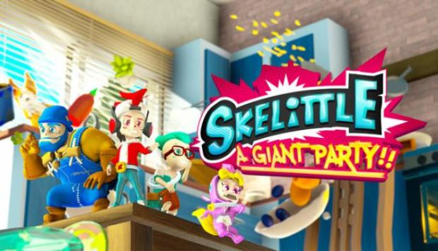 Skelittle: A Giant Party!! Free Download
