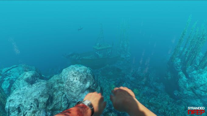 Stranded Deep PC Crack