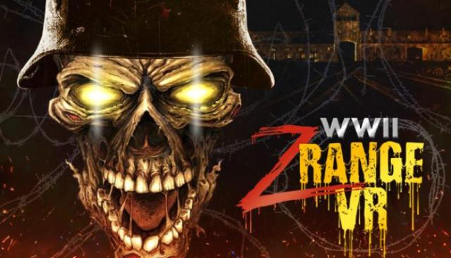 WW2 Zombie Range VR Free Download