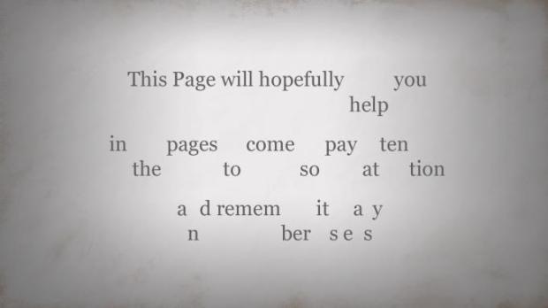 A Familiar Fairytale Dyslexic Text Based Adventure PC Crack