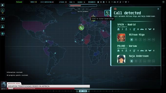 Terörle Mücadele Ajansı Torrent İndir