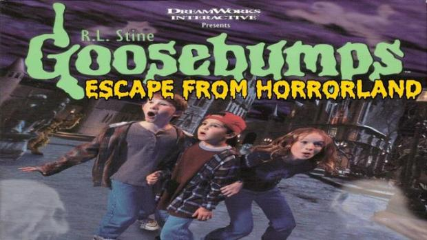 Goosebumps: Escape from Horrorland Free Download
